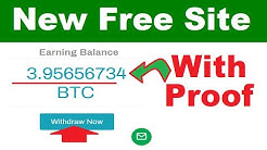 WOW💥 Fast Bitcoin Cloud Mining Site 2020 + Earn Free Bitcoin Daily + Payment Proof _ No Investment