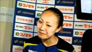 2012年6月24日、大阪・高槻市立萩谷総合公園サッカー場で女子サッカー「...