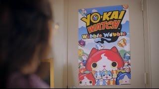 YO-KAI WATCH Wibble Wobble TVC