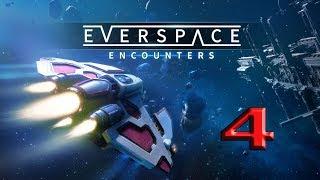 EVERSPACE - 4. Космос ошибок не прощает! Смесь Рейнджеров + FTL + Freelancer