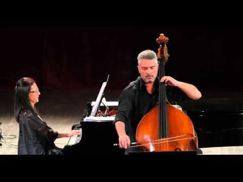 Adolf Misek -Double Bass & Piano Sonata No 2 E minor Op.6
