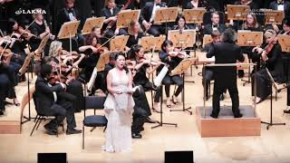 I. Agnus Dei from Dona Nobis Pacem R. V. Williams Soprano Sunmi Shin & Baritone Rod Gilfry