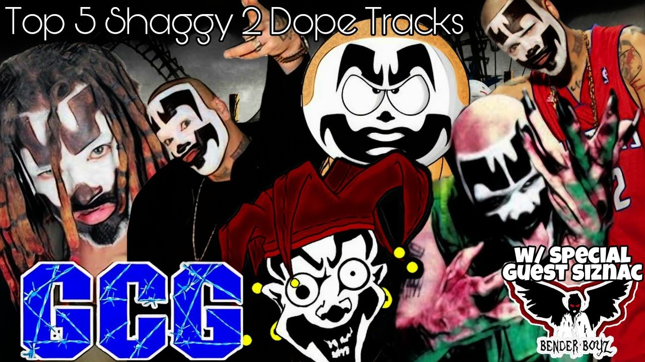 5ive Piece: Top 5 Shaggy 2 Dope tracks (w/ Special Guest Siznac)