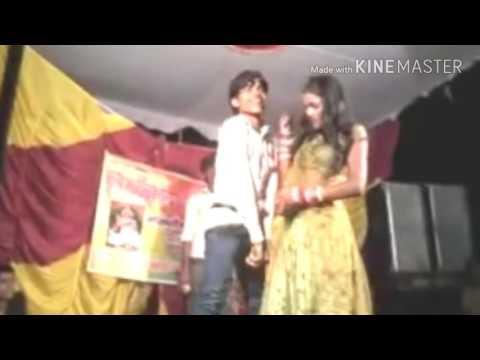 Bhojpuri sexy song......Gol Gol ka ha........  stage Dance