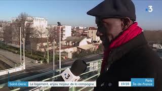 Logement digne pour toutes et tous : Bally Bagaoko interrogé sur France 3 Paris Ile de France