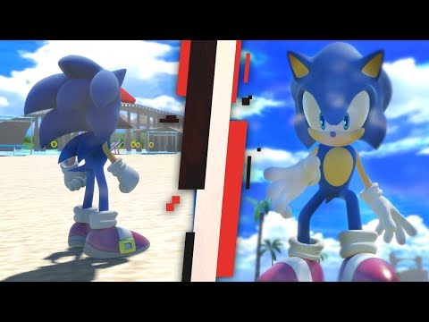 Sonic Forces : Emerald Coast