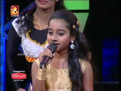 Super Star Junior-5 | Bhavana Singing 'Tanha Tanha' from Movie 'Rangeela'