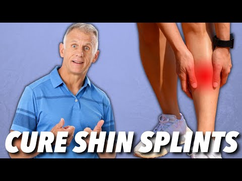 How to Cure Shin Splints in About 5 minutes