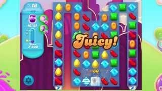 Candy Crush Soda Saga Level 419 No Booster