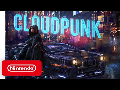 Cloudpunk - Launch Trailer - Nintendo Switch jugar