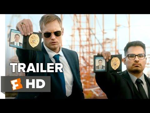 War on Everyone Official International Trailer 1 (2016) - Alexander Skarsgård Movie