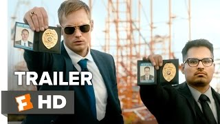 War on Everyone Official International Trailer 1 (2016) - Alexander Skarsgård Movie