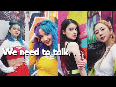 Let's talk about the UK's first 'K-POP' group (KAACHI 가치)