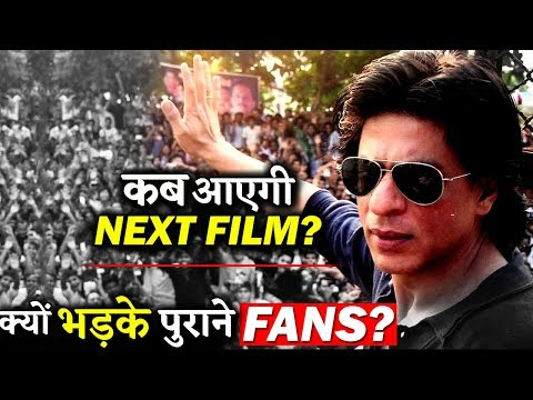 Angry Fans Demands Shahrukh Khan To Announce His Next Film In 2020!