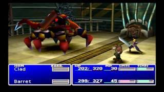 Final Fantasy 7 - PCSX Svn 62888