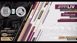 Pro Piacenza - Livorno // 3-1 // Serie C 2017-18