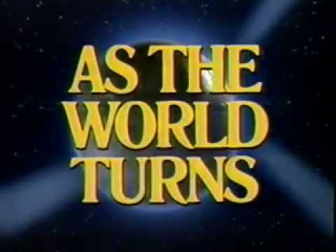 As the World Turns Full Cast and Crew Credits 1989