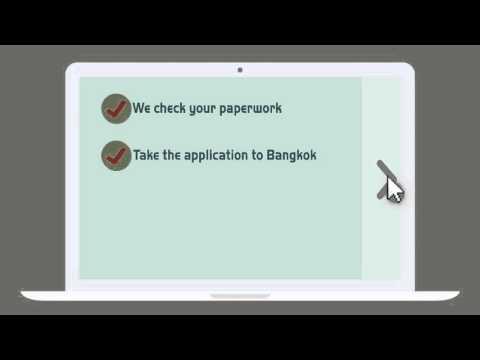 British Passport Renewal in Thailand