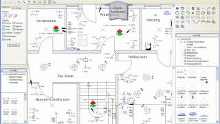 download link youtube cad software scc cad startup elektro elektroplanung. Black Bedroom Furniture Sets. Home Design Ideas