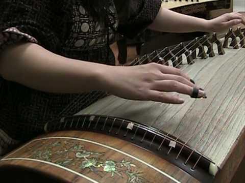 Sound of China Master Ji Steel-string Guzheng 渔舟唱晚