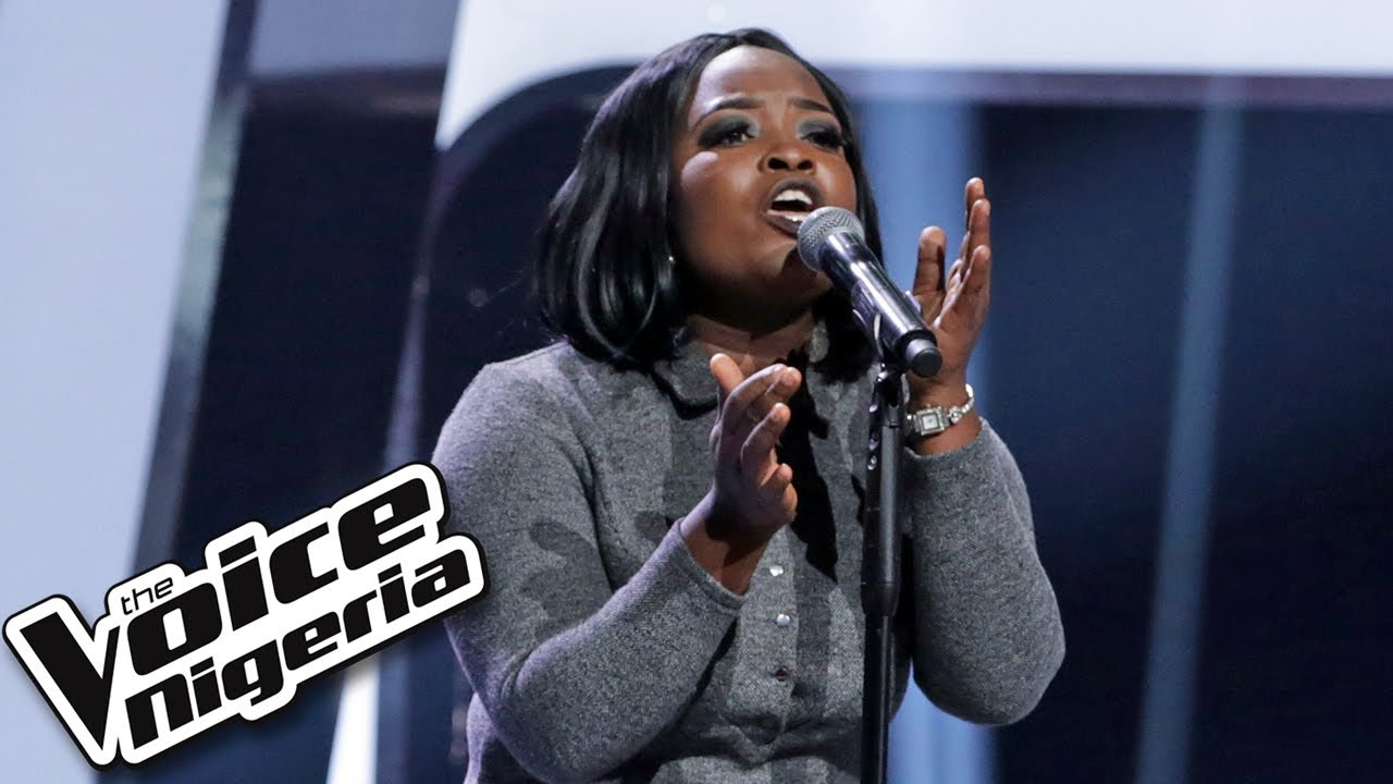 """Download Paulyn Bob sings """"Sorry"""" / Blind Auditions / The Voice Nigeria Season 2"""