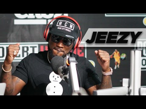 Jeezy Talks 'Trap or Die 3' & Why He Worked With Lil Wayne