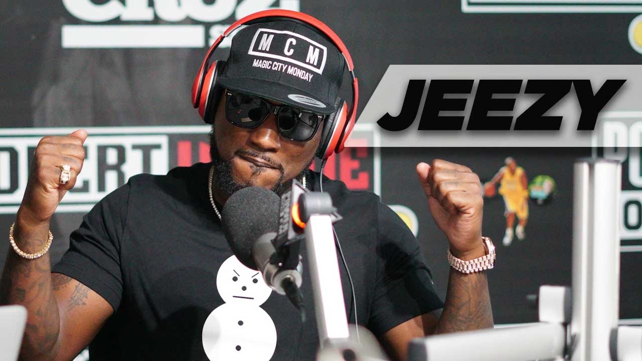 Download Jeezy Talks 'Trap or Die 3' & Why He Worked With Lil Wayne