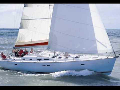 Charter sailing yacht Oceanis 473.3.wmv