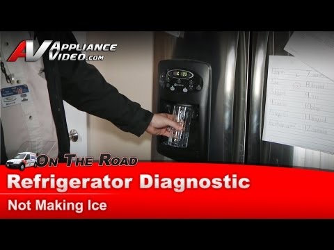 Refrigerator Ice Maker Not Making Ice Easy Fix Zero Cost