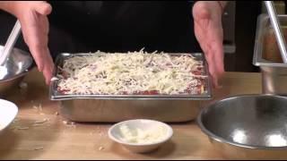 How to make Six Layer Lasagna