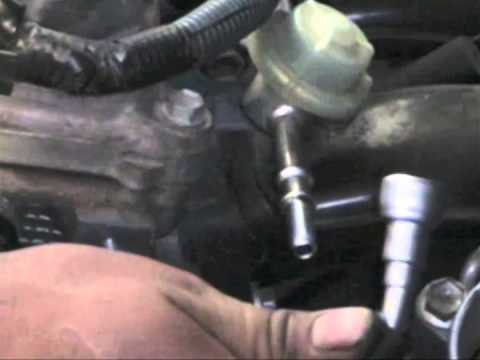 39210 Main Fuel Line Disconnect