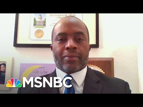 CA Schools Superintendent On New CDC Guidelines: 'There's A Path To Open'   Andrea Mitchell   MSNBC