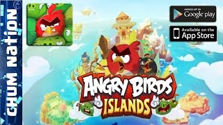 Angry Birds Islands Android / iOS Gameplay Trailer