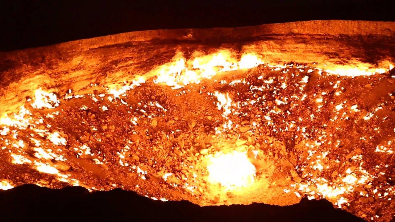& Door to Hell - Turkmenistan - YouTube