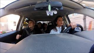Carpool Karaoke NEGRA - SDA 2018
