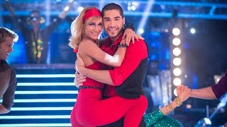 The Strictly Pros Disco Group Dance - Strictly Come Dancing: 2014 - BBC One