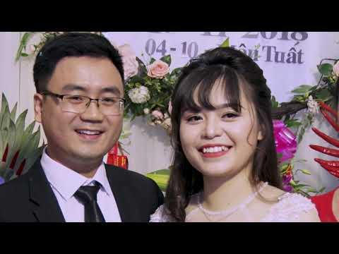 Lễ thành hôn Thu Hằng-Đình Thắng