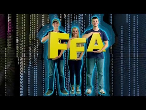 2015 - 88th National FFA Convention Theme Video and Song