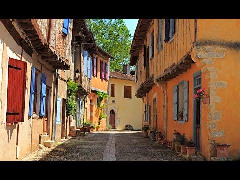 Midi Pyrénées : Les plus Beaux Villages du Gers & Tarn et Garonne