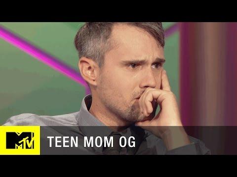 'Ryan & His Mother Have a Moment' Official Sneak Peek | Teen Mom (Season 6) | MTV