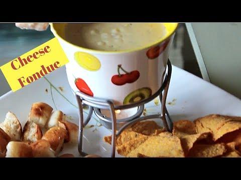 Cheese Fondue | Classic Swiss Home-made Recipe | Kanak's Kitchen [HD]