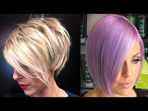 Bob Hairstyles for Women 2017 – Bob Hairstyles with Weave/Bangs/Curls & Bob Hair Styles