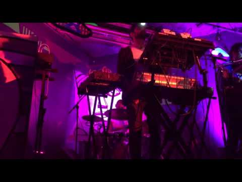 Animal Collective - Alvin Row Live @ 3S Artspace, Portsmouth, NH 02/20/16