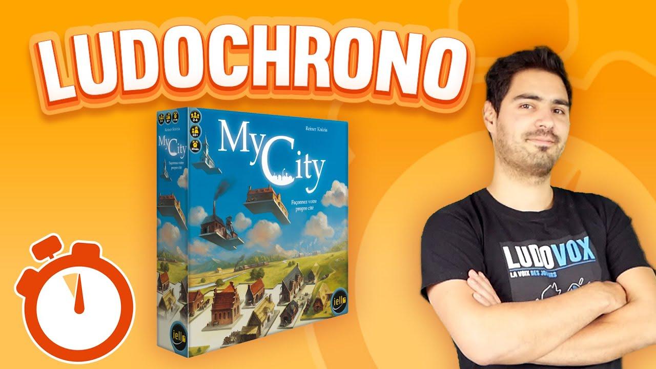Download Ludochrono - My city