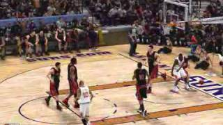 Jason Richardson 360 NBA 2K10