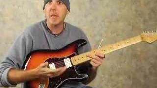 Guitar Instruction - guitar care fix for scratchy pots