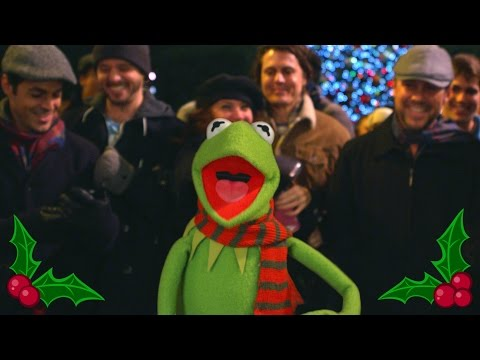 The Muppets | Kermit the Frog Sings