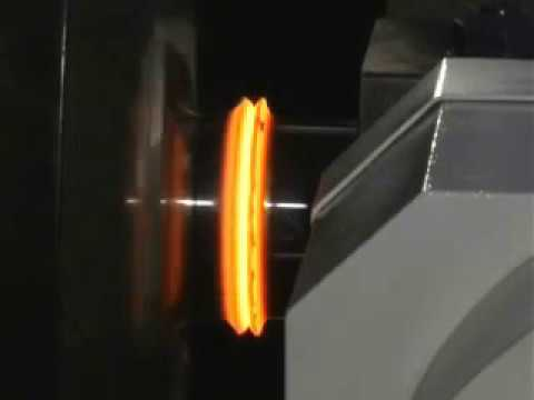 Friction Welding Process Demonstration
