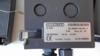 Шафа управління HORMANN A445 (б/у)