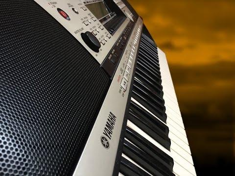 Yamaha PSR-740 karaoke sample